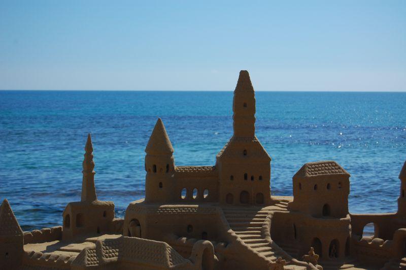 Sand Castle U.S. Sand Sculpting Challenge