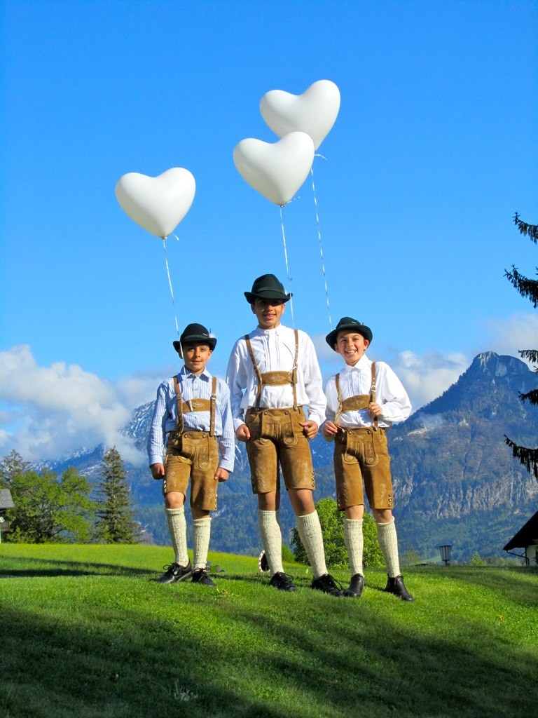 3 Lederhosen for Oktoberfest