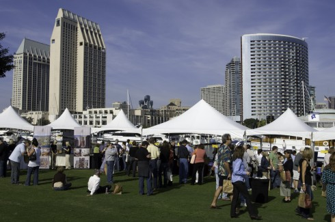 San Diego Bay Wine Food Festival