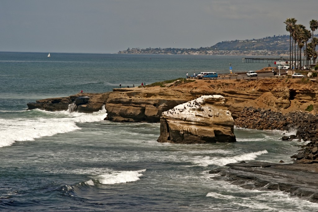 Sunset Cliffs San Diego