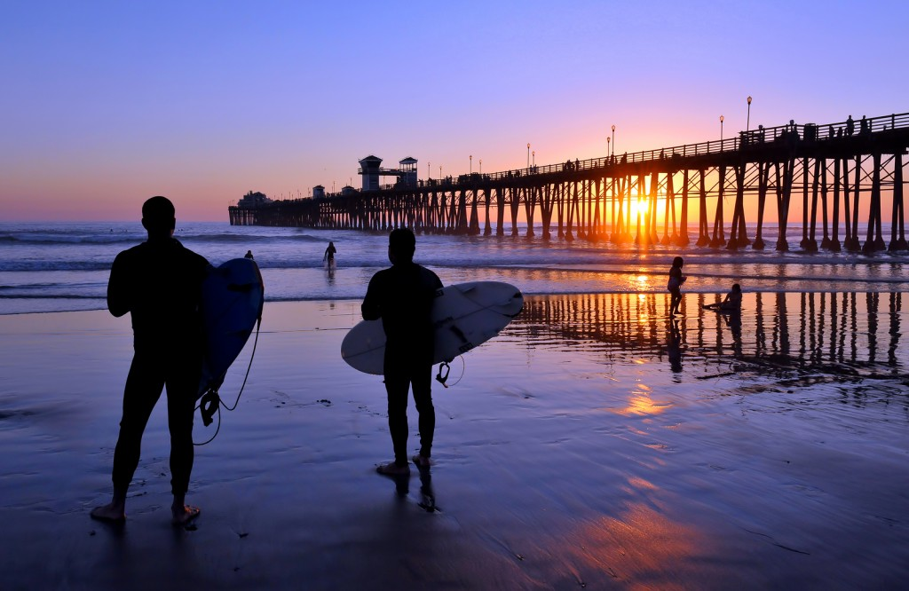 San Diego Surf Season